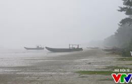 Dự báo Quảng Ninh, Lạng Sơn có mưa to do hoàn lưu bão số 7