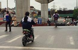 Báo động tai nạn giao thông ở học sinh khi đi xe máy điện, xe đạp điện
