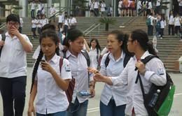Sở Giáo dục Hà Nội công bố điểm chuẩn vào lớp 10 THPT chuyên