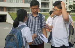 Đại học Luật TP.HCM khắc phục xong sự cố nhầm điểm môn tiếng Anh