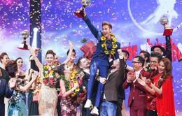 S.T đoạt ngôi quán quân Bước nhảy hoàn vũ 2016