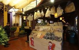 Đi chợ Tết tại Quán Ăn Ngon