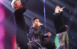 Nhân tố bí ẩn: Ngồi xe lăn, YanBi vẫn hát cực sung trên sân khấu