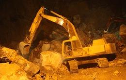 Sập mỏ đá ở Thanh Hóa: Tìm thấy hai nạn nhân cuối cùng
