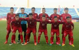 ĐT U19 Việt Nam quyết tâm giành kết quả tốt nhất trước U19 Iraq