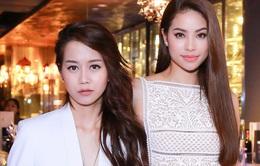 The Face: An Nguy tự tin xuất hiện cùng Phạm Hương
