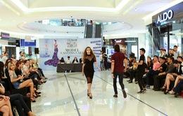 Dàn chân dài nô nức dự tuyển người mẫu Tuần lễ thời trang quốc tế Việt Nam 2016
