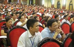 Hơn 1.100 thí sinh thi nâng ngạch công chức khu vực miền Nam