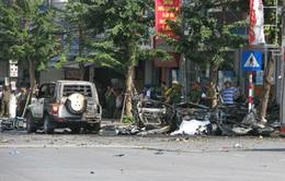 Quảng Ninh: Hành khách ôm bom tự chế lên xe taxi gây nổ
