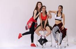 Không chỉ Hồ Ngọc Hà, Phạm Hương cũng làm giám khảo Bước nhảy ngàn cân 2016.