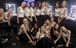 Cận cảnh nhan sắc của Top 15 The Face Việt Nam
