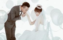Bộ ảnh chụp trong studio đẹp lung linh của Hari Won - Trấn Thành