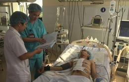 Bệnh nhân vỡ tim được phẫu thuật thành công tại phòng cấp cứu