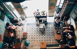 Độc đáo quán cà phê giảm giá nếu không dùng điện thoại