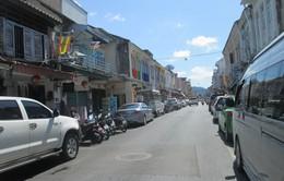 Nắng nóng đỉnh điểm ở Thái Lan