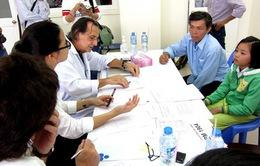 Cơ hội phẫu thuật cho trẻ em khiếm khuyết sinh dục