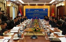 Tăng cường hợp tác giữa Mặt trận Việt Nam – Lào