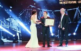 Xem lại lễ bế mạc và trao giải Liên hoan phim quốc tế Hà Nội lần IV