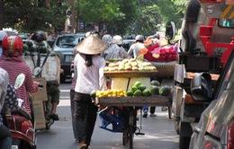 Hà Nội và những gánh hàng rong trên phố