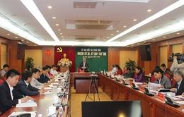 UBKT Trung ương đề nghị kỷ luật một số đảng viên, tổ chức đảng