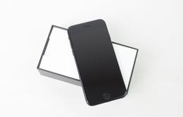 Trên tay iPhone 7 Jet Black, giá hơn 30 triệu VNĐ