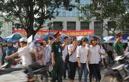Kỳ thi THPT Quốc gia: 66 thí sinh bị kỷ luật trong ngày thi thứ ba