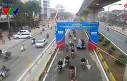 Thông xe 2 hầm chui Thanh Xuân, Trung Hòa: Người dân thở phào