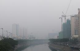 Sương mù bao phủ TP.HCM