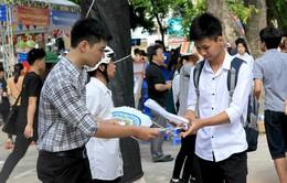 Hàng trăm thí sinh trúng tuyển thẳng vào các trường ĐH lớn