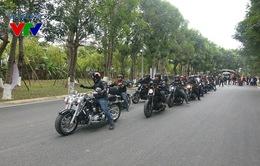 Hàng trăm xế độ quy tụ tại sự kiện Big Day ở Hà Nội