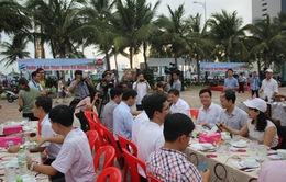 Tuần lễ ẩm thực biển Đà Nẵng chia sẻ khó khăn trong tiêu thụ hải sản