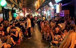 Bất cập xung quanh hoạt động kinh doanh dịch vụ đêm tại phố cổ Hà Nội