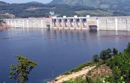 Thủy điện Sông Tranh 2 xả tràn từ 19h30 ngày 24/11