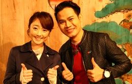 Sắc màu Nhật Bản: Phía sau hậu trường MC Hồng Phúc đeo mặt nạ nghìn USD