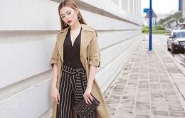 Diện đồ đông đẹp, ấn tượng như người mẫu Chúng Huyền Thanh
