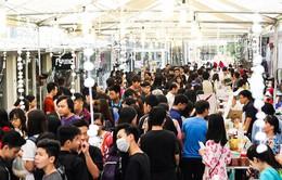 Giới trẻ thỏa mãn tình yêu ẩm thực và thời trang tại Hội chợ Lozi Fair 2016