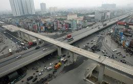 CHOÁNG NGỢP: Thanh Xuân - nút giao thông 4 tầng đầu tiên của Việt Nam