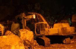 Vụ sạt mỏ đá Thanh Hóa: Thảm thương những nạn nhân cuối cùng; mỏ đá bị đóng cửa để điều tra