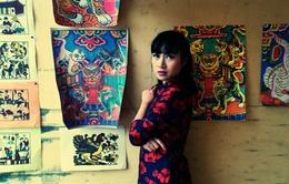 'Họa mi' Khánh Linh: 'Tôi sẽ không bay là là mặt đất nữa!'