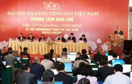 Họp báo trong nước và quốc tế về Đại hội đại biểu toàn quốc lần thứ XII Đảng Cộng sản Việt Nam