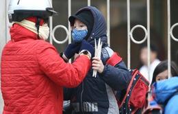 Hà Nội: Nhiệt độ dưới 10 độ C, học sinh được nghỉ học