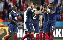 02h30 ngày 26.6 trên VTV3: Ecuador - Pháp: Động lực nào cho Les Bleus?