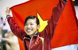 VĐV bơi Việt Nam thi đấu ấn tượng tại giải VĐ Đông Nam Á