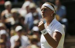 Bán kết quần vợt nữ Wimbledon: Vươn lên từ tuổi trẻ