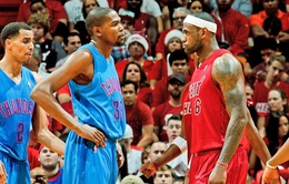 Lebron James vs Kevin Durant: Ai hơn ai?