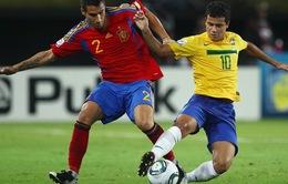 Chuyển động bóng đá ngày 20.8: Coutinho tái xuất đội tuyển Brazil