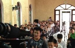 Phiên toà xét xử vụ bán độ của các cầu thủ Ninh Bình: Đào Đức Lợi và Trần Mạnh Dũng 30 tháng tù giam