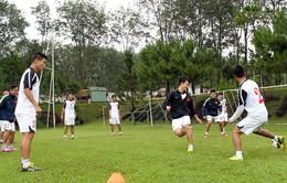 Đội tuyển U19 Việt Nam tích cực chuẩn bị cho giải U19 Đông Nam Á 2014