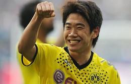 Shinji Kagawa – cứu vãn sự nghiệp tại Dortmund