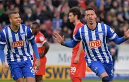 Vòng 4 Bundesliga: Freiburg - Hertha Berlin: kiếm tìm chiến thắng không thành công